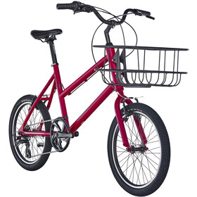 ORBEA Katu 50 City Bike red